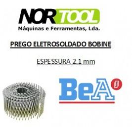 PREGO ELETROSOLDADO DN 2.1 MM