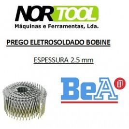 PREGO ELETROSOLDADO DN 2.5 MM