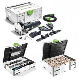 Promoção Pack Fresadora DF500 + Cavilhas + Conectores