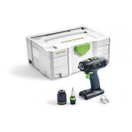 Aparafusador bateria T18+3 Li-Basic