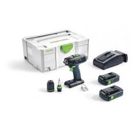 Aparafusador de bateria T18+3 Li 3,1-Compact