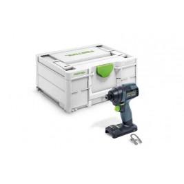 Aparafusador de impacto de bateria TID 18-Basic