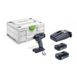 Aparafusador Bateria TID 18 C 3,1- Plus