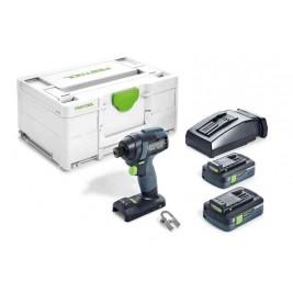 Aparafusador Bateria TID 18 HPC 4,0 I-Plus