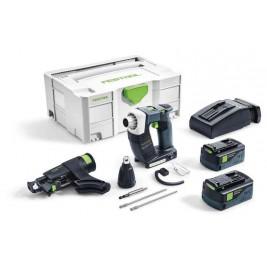 Aparafusadora de bateria DURADRIVE DWC 18-4500 Li 5,2-Plus