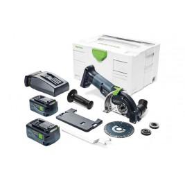Sistema de corte c/bateria DSC-AGC 18-125 FH Li 5,2 EBI-Plus