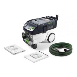 Aspirador móvel CLEANTEC CTL 36 E AC HD