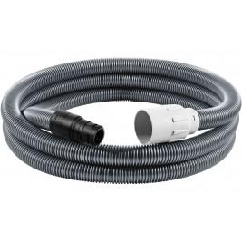 Tubo flexível de aspiração D 27x3,5m/CT