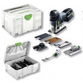 Serra Tico-tico c/Bateria FESTOOL CARVEX PSC 420 Li 5,2 EBI-Set