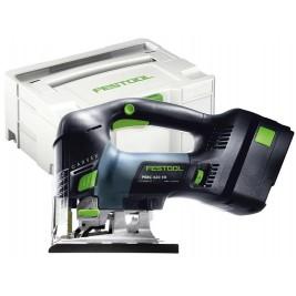 Serra Tico-tico c/Bateria FESTOOL CARVEX PSBC 420 Li 5,2 EBI Plus