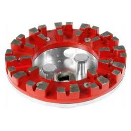Cabeçote de ferramenta DIA-ABRASIVE-RG 150