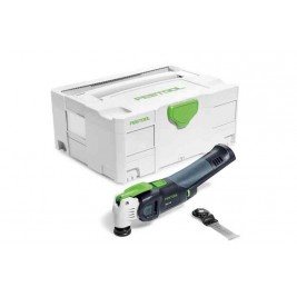 Ferramenta oscilante de bateria VECTURO OSC 18 Li E-Basic