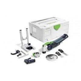 Ferramenta oscilante de bateria VECTURO OSC 18 Li E -Basic Set