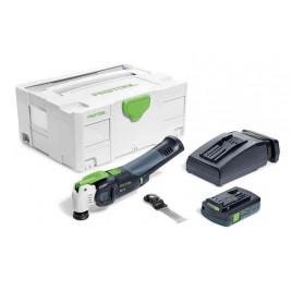 Ferramenta oscilante de bateria VECTURO OSC 18 Li 3,1 E-Compact