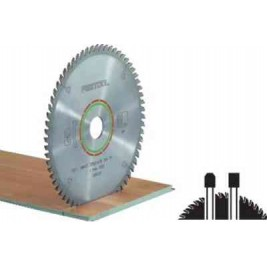 Disco de serra especial 260x2,5x30 WZ/FA 64